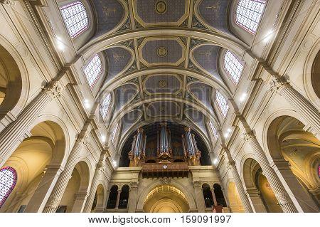 Saint Francois Xavier Church, Paris, France
