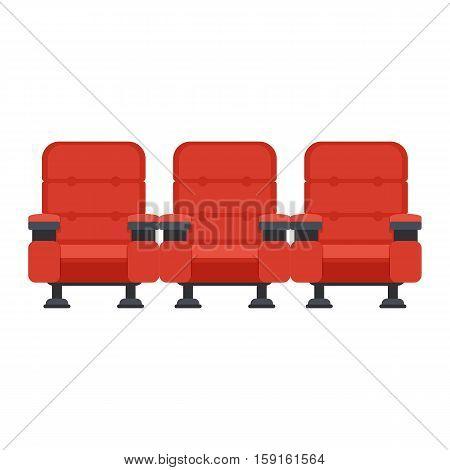 Red Cinema Chairs