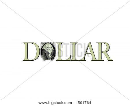 Dollar Typography