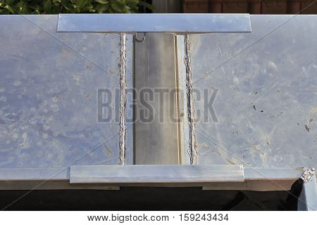 New Zinc For Roof In Construction