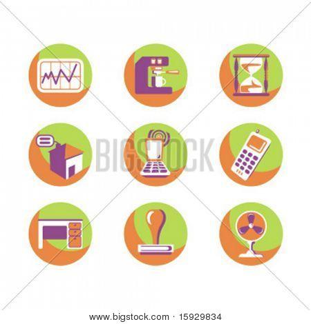 Exklusiv Business Icons-Reihe. Prüfen Sie mein Portfolio für viel mehr von dieser Serie sowie TEUR