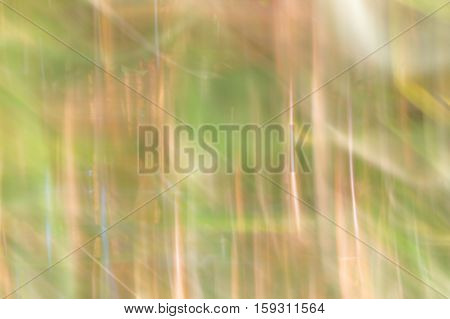 Blurred Abstract Background. Peach Light Lines.