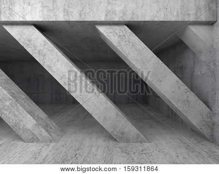 Abstract Architecture Background 3 D