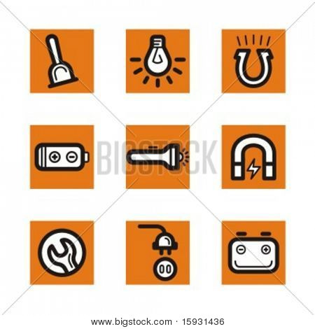Exclusive Series of Tools Icons. Check my portfolio for much more of this series as well as thousands of similar and other great vector items.