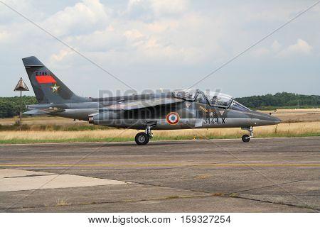 French Air Force Dassault Alpha Jet