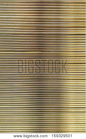 Metal corrugated sheet, texture background . Abstract and textured