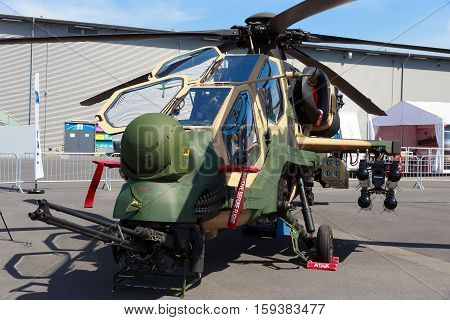 T129 Attack Helicopter