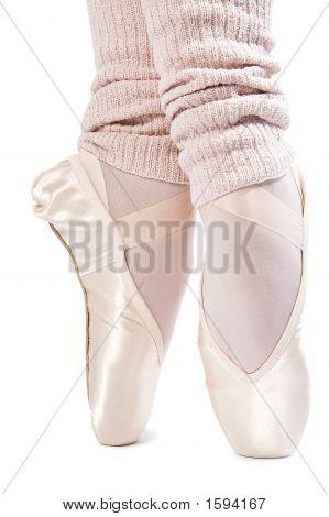 Legs In Ballet Shoes 7