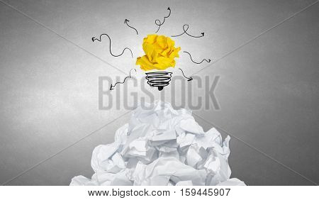 Search for great idea
