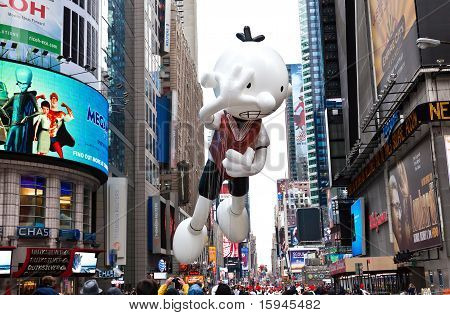 Macy's Thanksgiving Day Parade 25. November 2010