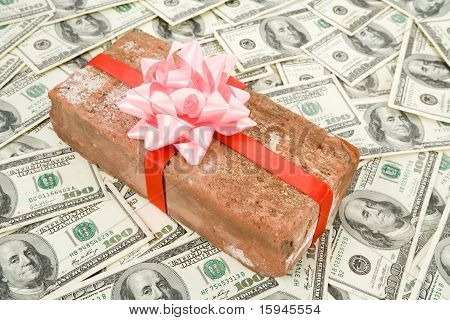 Prank Gift And Dollars