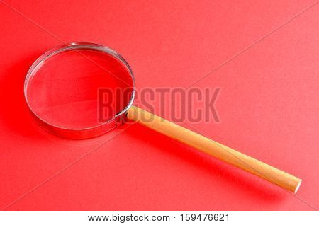 Vintage Magnify Glass Loupe