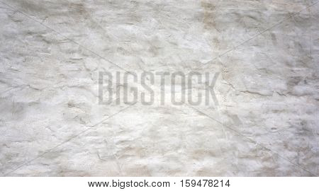 Old uneven dirty grunge background - White Color