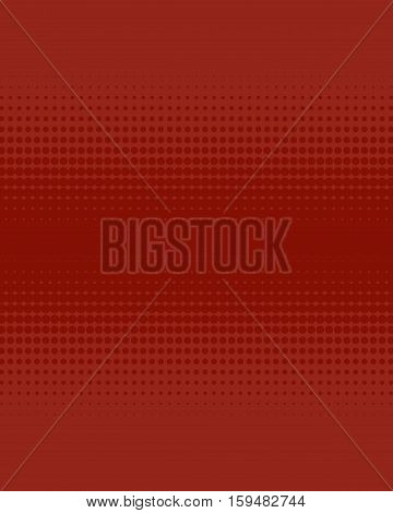 Background gradient dots red and dark red