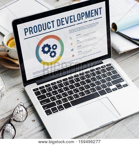 Product Development Improve Ideas Concept
