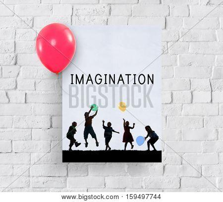Imagination Innovation Inspiration Creativity Concept