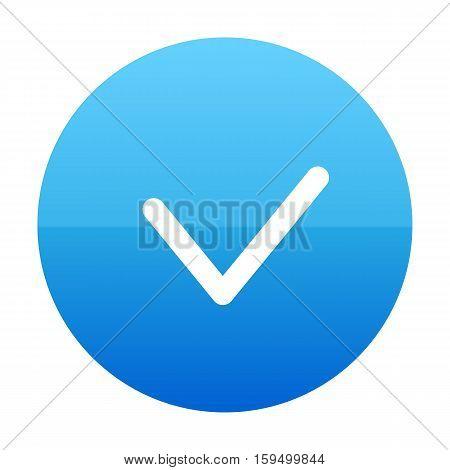 Check, Checkmark, Correct Mark, Ok, Success, Yes Icon