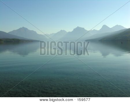 Misty Lake Mcdonald