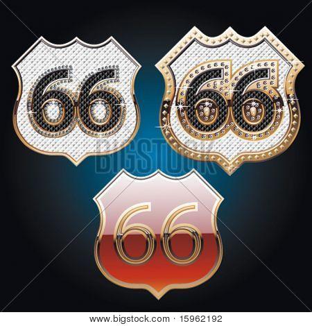 Tan viejo como oro tht ruta 66