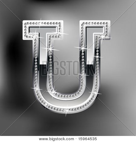 Silver typeface