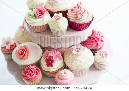 Seleção de cupcake