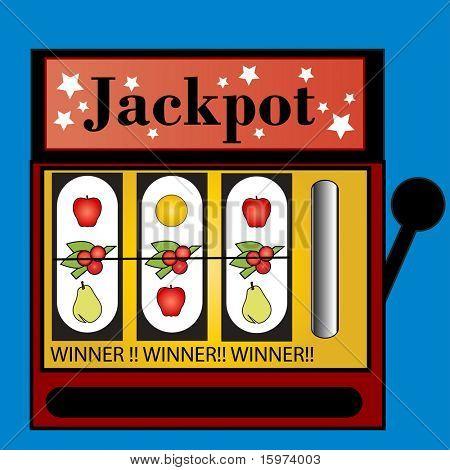 jackpot vector