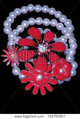 women's jewelry for evening dress necklace beads