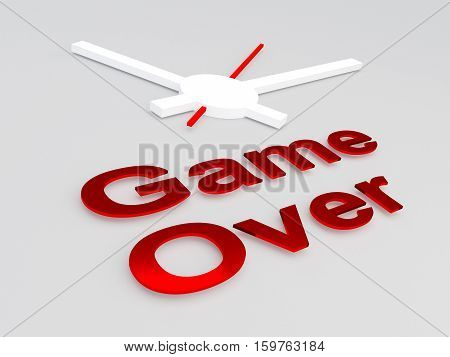 Game Over Concept