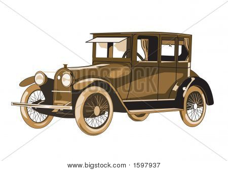 Historic Antique Car 3