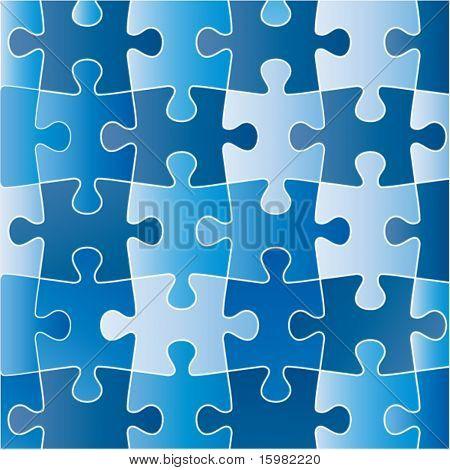 puzzle (Pieces removable)