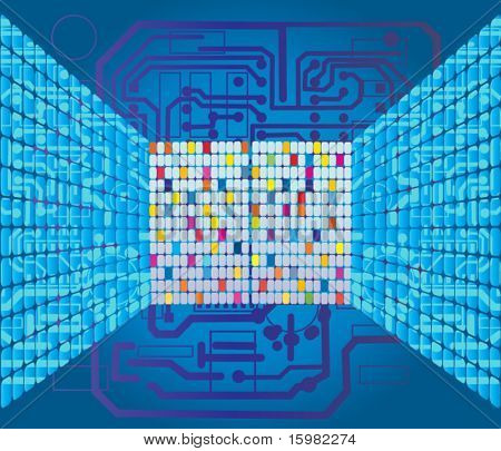 Circuit board - technology