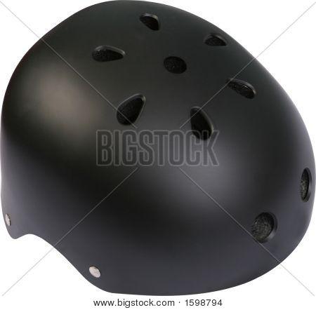 Skateboard And Bicycle Helmet