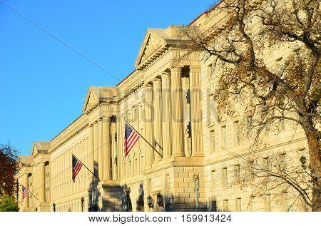 Washington DC - Department of Commerce Building