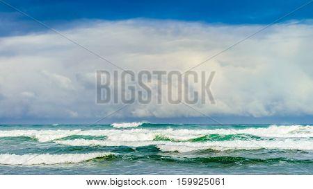 Sea view from Goolwa Beach South Australia