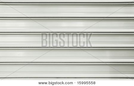 Metal Garage Wall