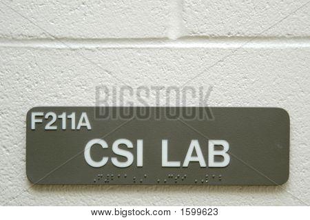 Csi Lab