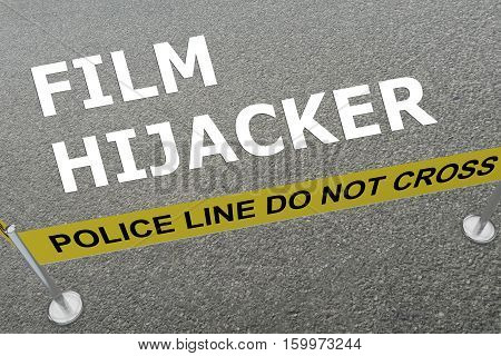 Film Hijacker Concept