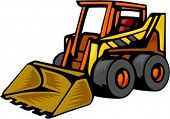 pic of skid-steer  - Skid Steer loader - JPG