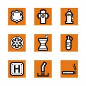 Exclusive Series of Simple Icons. Check my portfolio for much more of this series as well as thousan