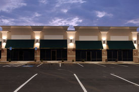 picture of commercial building  - Newly constructed commercial space for lease - JPG