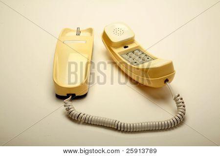 telefone antigo de princesa
