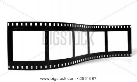 Film Negative Positive Strip