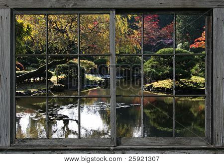 Arboretum,Seattle's Washington Park, Japanese Garden #43