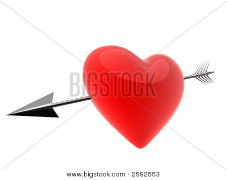 Arrow And Heart