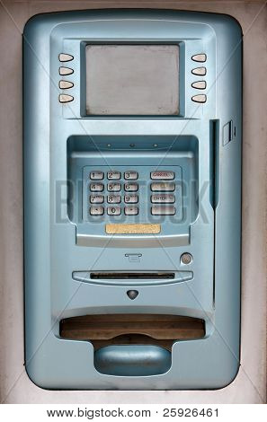 "ATM ""Cajero automático"""