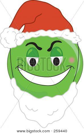 Greenchy Gesicht