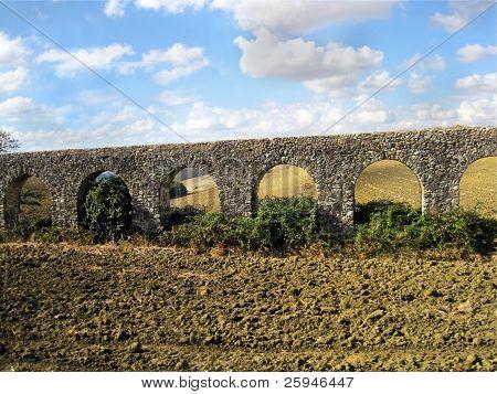 Roman viaducts