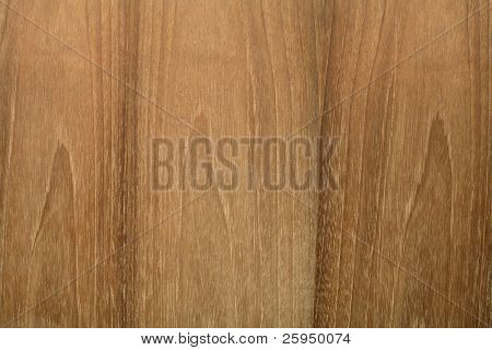Teak plywood wooden background texture