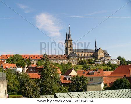 Cathedral of Bamberg, Bavaria, Germany.