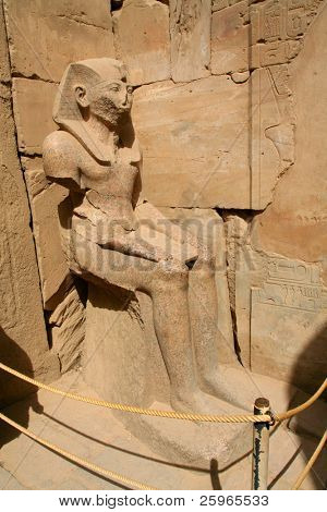 Tuthmosis III, was the Napoleon of Ancient Egypt. He led more than 20 victorious war expeditions against all enemies of Egypt. He reached the fourth cataract of the Nile, deep in Sudan.